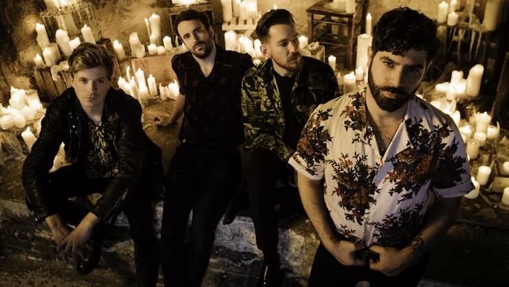 Foals Prove They Have Stamina In New Song 'The Runner' | iHeartRadio