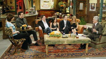 Dave Styles - 'Friends' Famous Central Perk Sofa Is Headed Around The World