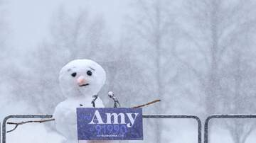 None - WATCH: Amy Klobuchar has a joke - montage