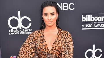 Headlines - Demi Lovato Celebrates Cellulite With Empowering Unedited Bikini Photo