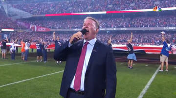 The Woody Show - Is There a Better National Anthem Version than This?