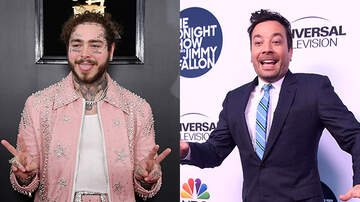 Elvis Duran - Jimmy Fallon Goes To Medieval Times With Post Malone