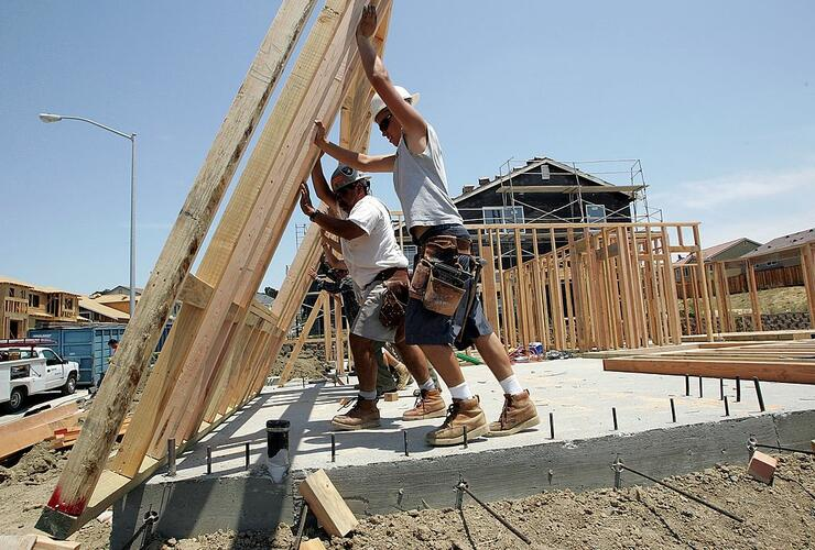 New Home Sales Increase Despite Rising Mortgage Rates
