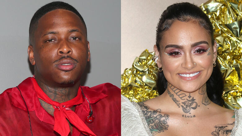 YG & Kehlani Are Dating — New Couple Makes It Official At NYFW