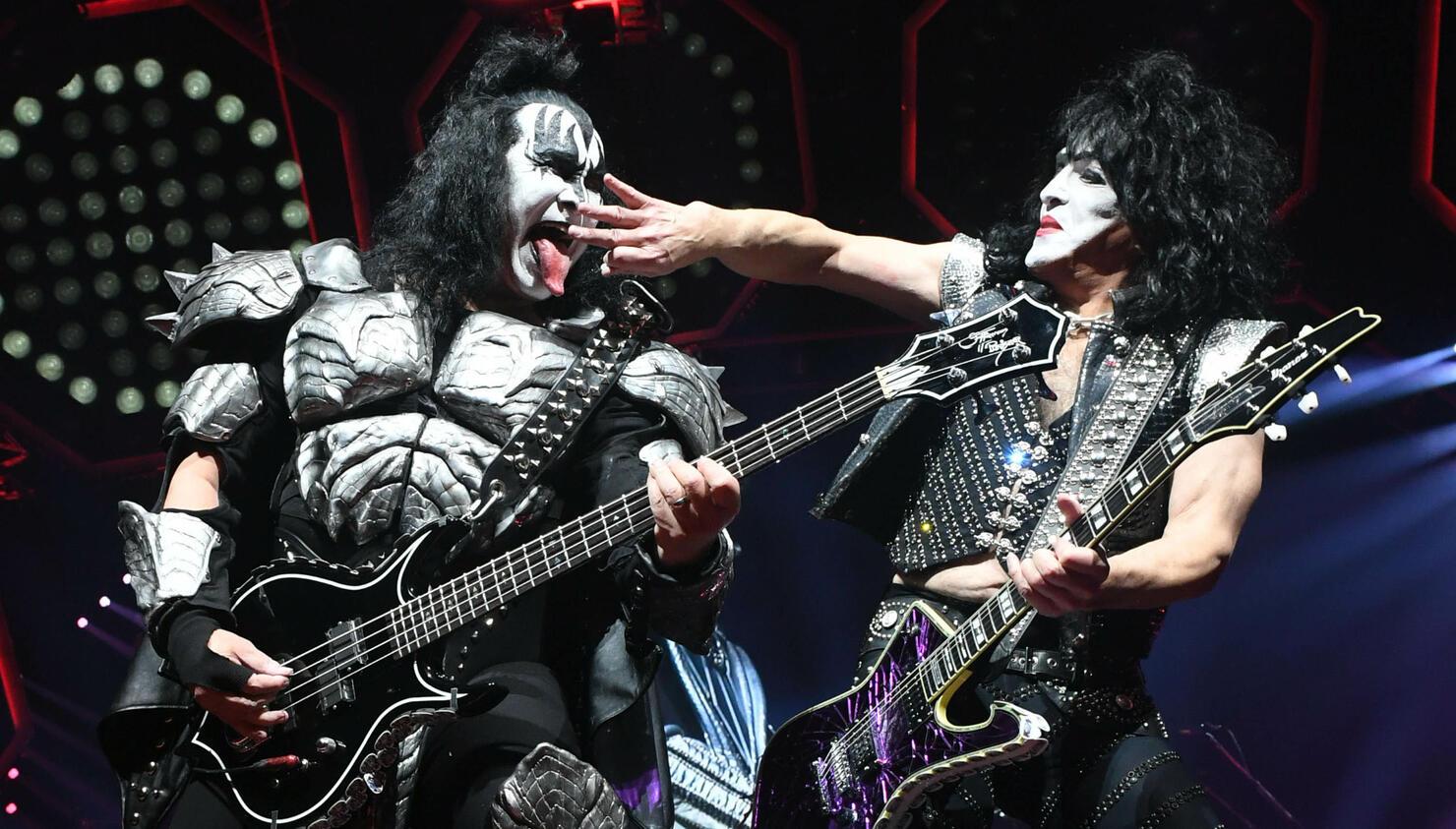KISS In Concert - Inglewood, CA