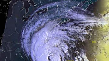 Operativo Storm Watch - Huracán Dorian Tocó Tierra En Cape Hatteras, NC