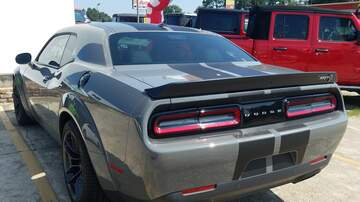 Uncle John - The Dodge Challenger Hell Cat Red Eye is NO BULL at Kim's