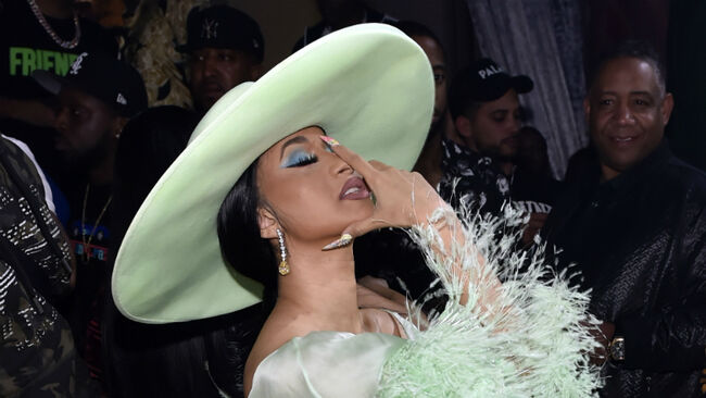 Here's Your Chance To Party With Cardi B On Halloween