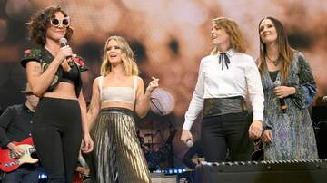 Women of iHeartCountry - The Highwomen Want To 'Hold The Door' For Women In Country Music