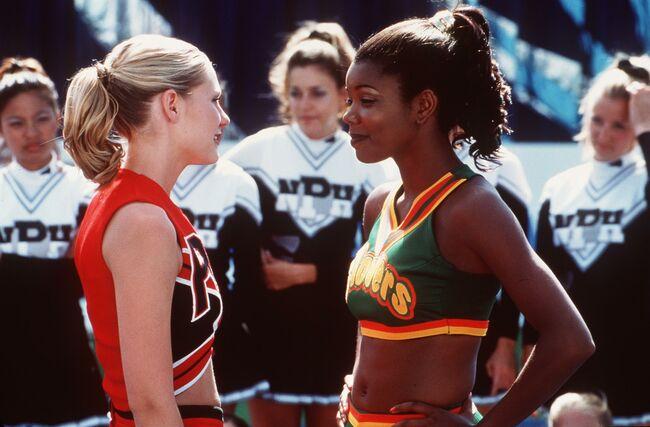Kirsten Dunst & Gabrielle Union Had A High Fashion 'Bring It On' Reunion