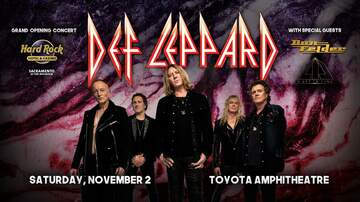 None - Def Leppard & Don Felder At The Toyota Amphitheatre