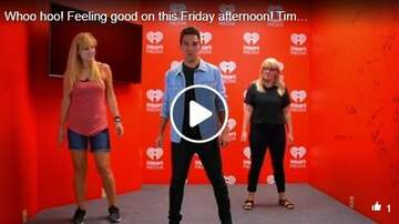 Kev's Move Of The Day - Zumba Move of the Day 9/6/19