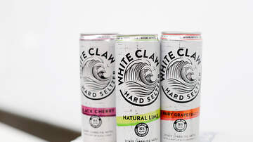 EJ - White Claw Hard Seltzer Confirms There's A Nationwide Shortage