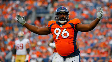 Denver Broncos - Broncos NT Shelby Harris on Broncos Country Tonight