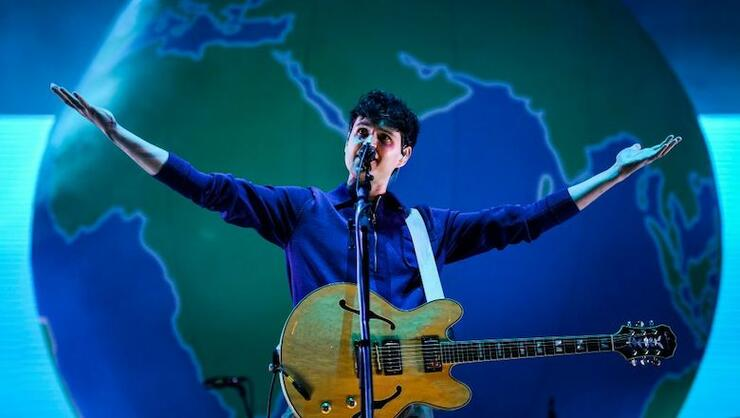 Vampire Weekend's Latest Album Was Inspired By A Grateful Dead Cover Band | iHeartRadio