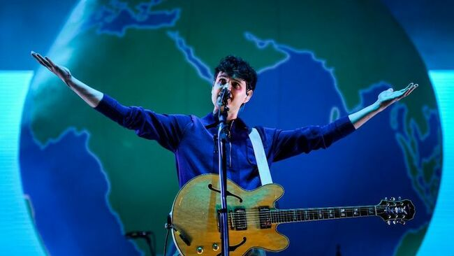 Vampire Weekend Announce 2020 Tour Dates | Real Radio 104 1