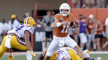 None - LSU tops Texas 45-38