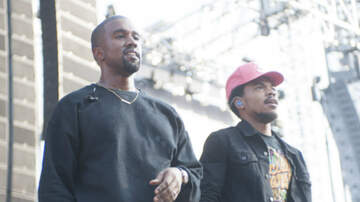 Headlines - Chance The Rapper Performs At Kanye West's Sunday Service In Chicago