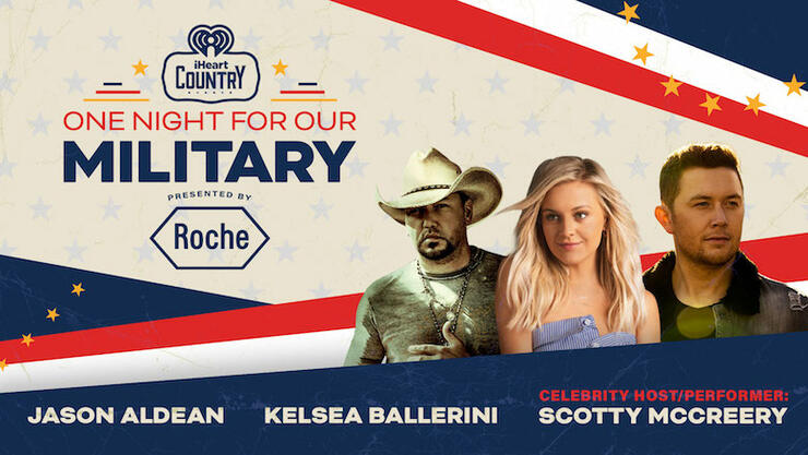 Jason Aldean & More to Honor Our Military Heroes at Veterans Day Concert