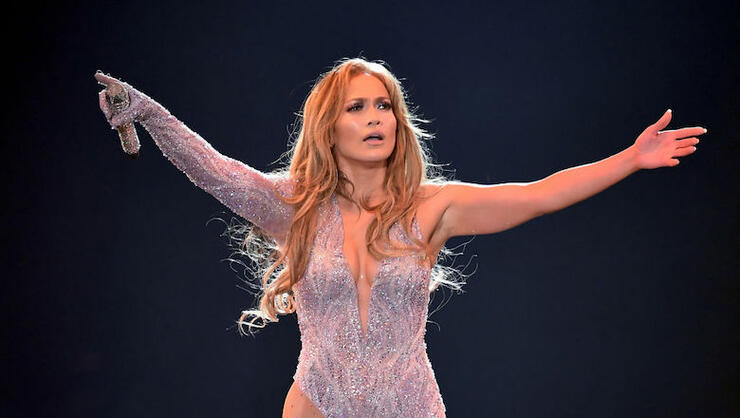 Jennifer Lopez In Concert - Inglewood, CA