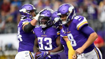 Vikings Blog - WATCH: First half highlights Vikings vs Falcons