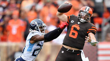 Browns Coverage - Mayfield Throws 3 Interceptions, Titans Stun Browns 43-13
