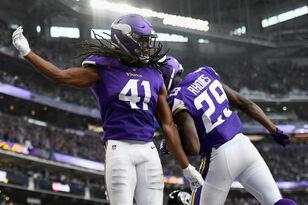 RECAP: Vikings Dominate Falcons in 28-12 Week 1 Win | KFAN 100.3 FM