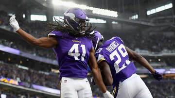 Vikings Blog - RECAP: Vikings Dominate Falcons in 28-12 Week 1 Win | KFAN 100.3 FM