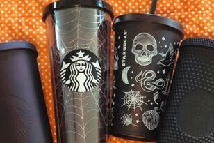 Starbucks Now Has Halloween Tumblers & I Need All Of Them
