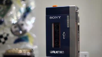 JJ Ryan - Sony Releases Walkman For Its 40th Anniversary
