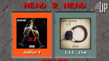 The Come Up - Head 2 Head: JoDurt vs. Lil Jim
