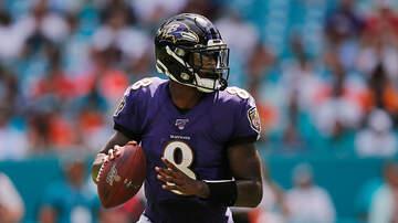 Tony & Dwight Blog (58587) - Lamar Jackson Shines As Ravens Rout Dolphins In Season Opener