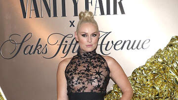 Bill Cunningham - Lindsey Vonn Wears Completely See-Through Outfit