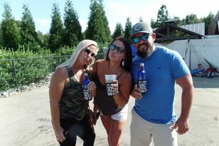 105.7 MAN UP Rock and Ride Sponsored by Bud Light