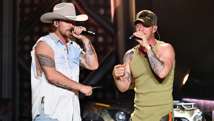 """Florida Georgia Line """"Can't Say I Ain't Country"""" Tour - New York"""