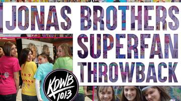 The Dave Ryan Show - Jonas Brothers Superfan Throwback Winners!
