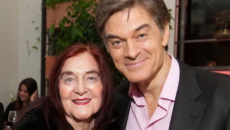 Dr. Oz Reveals His Mother Has Alzheimer's: 'I Completely Missed The Signs' | iHeartRadio