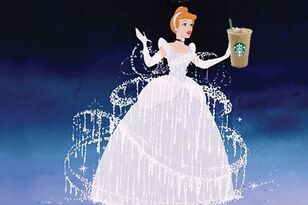 There's A Secret Cinderella Latte At Starbucks That's Fit For A Princess
