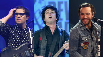 Trending - Billie Joe Armstrong Hints At Green Day, Weezer, Fall Out Boy Tour