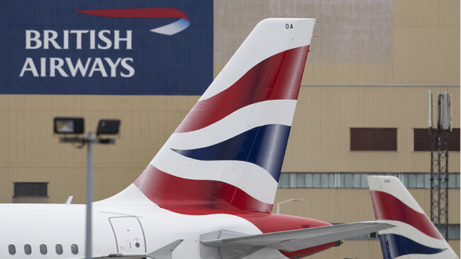 British Airways Cancels 'Nearly 100 Percent' Of Flights Due