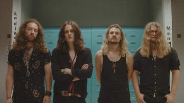 Q104.3's QN'A - Tyler Bryant Explains How Nashville Inspired One Of Rock's Best New Bands