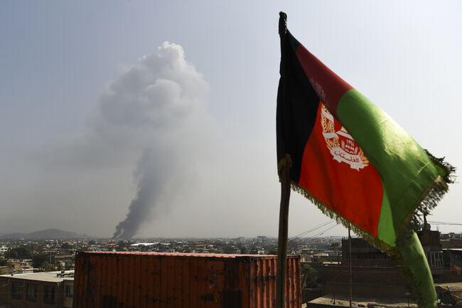 TOPSHOT-AFGHANISTAN-UNREST-CONFLICT