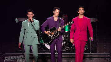 Photos - The Jonas Brothers and Bebe Rexha at LCA 9.7