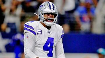 The Rich Eisen Show - Rich Eisen Says Dak Prescott Deserves a Big Contract Extension
