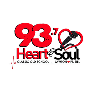 Heart & Soul 93.7 and 1050 AM logo