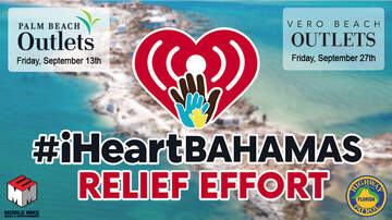 None - #iHeartBahamas Relief Effort