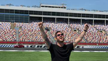 Fletcher - WATCH:  Ride the Roval at Charlotte Motor Speedway