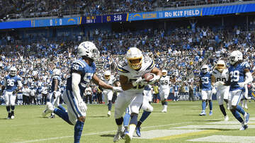 Chargers News - Austin Ekeler On Being The Lead Back, How Melvin Gordon Has Helped Out