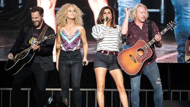 Little Big Town Reveals New 'Nightfall' Album, Single And Tour