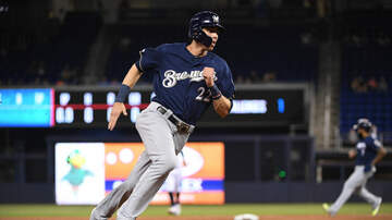 Brewers - Brewers win fourth in a row, defeat Marlins 8-3